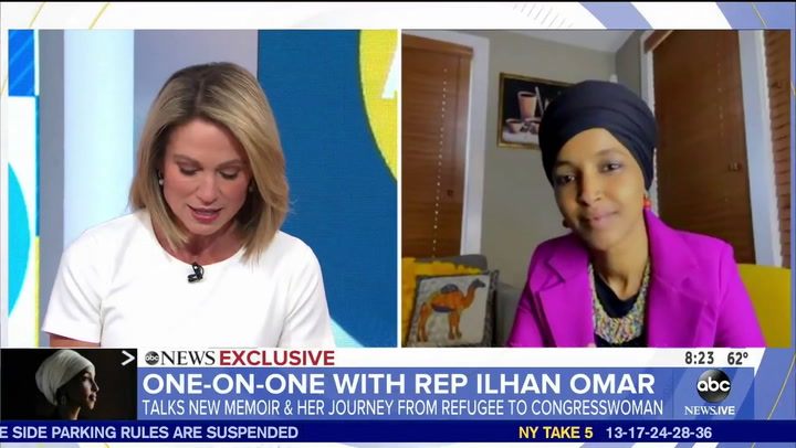 Ilhan Omar: 'Not My Place to Litigate' Tara Reade Allegations -- I Plan to Help Biden Defeat Trump