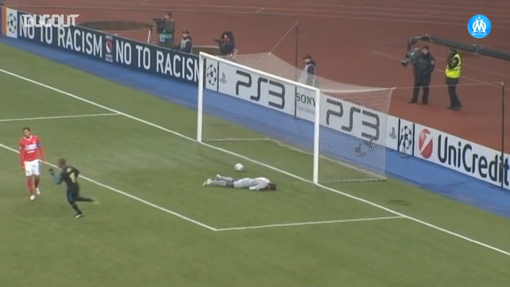 Mathieu Valbuena's fantastic goal vs Spartak Moscow