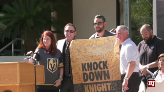 Golden Knights Will Have a New Home in Henderson – Video
