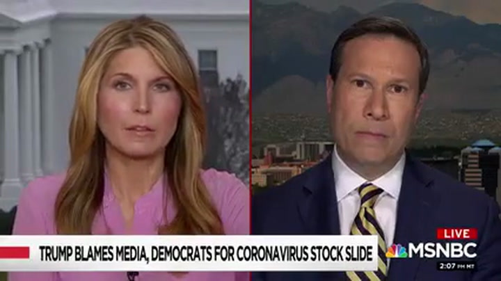 MSNBC's Nicolle Wallace: Trump Has Been 'Lying' to America Since His Inauguration