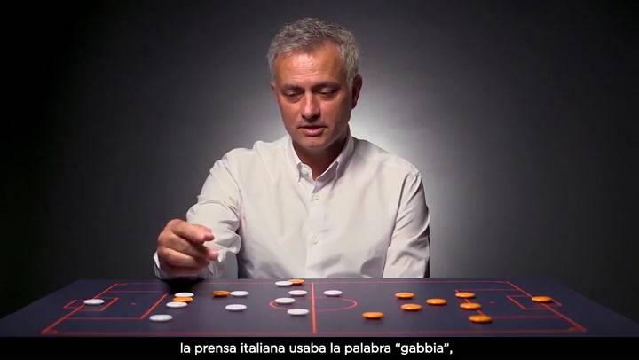 Mourinho desvela cómo el Inter logró frenar a Messi
