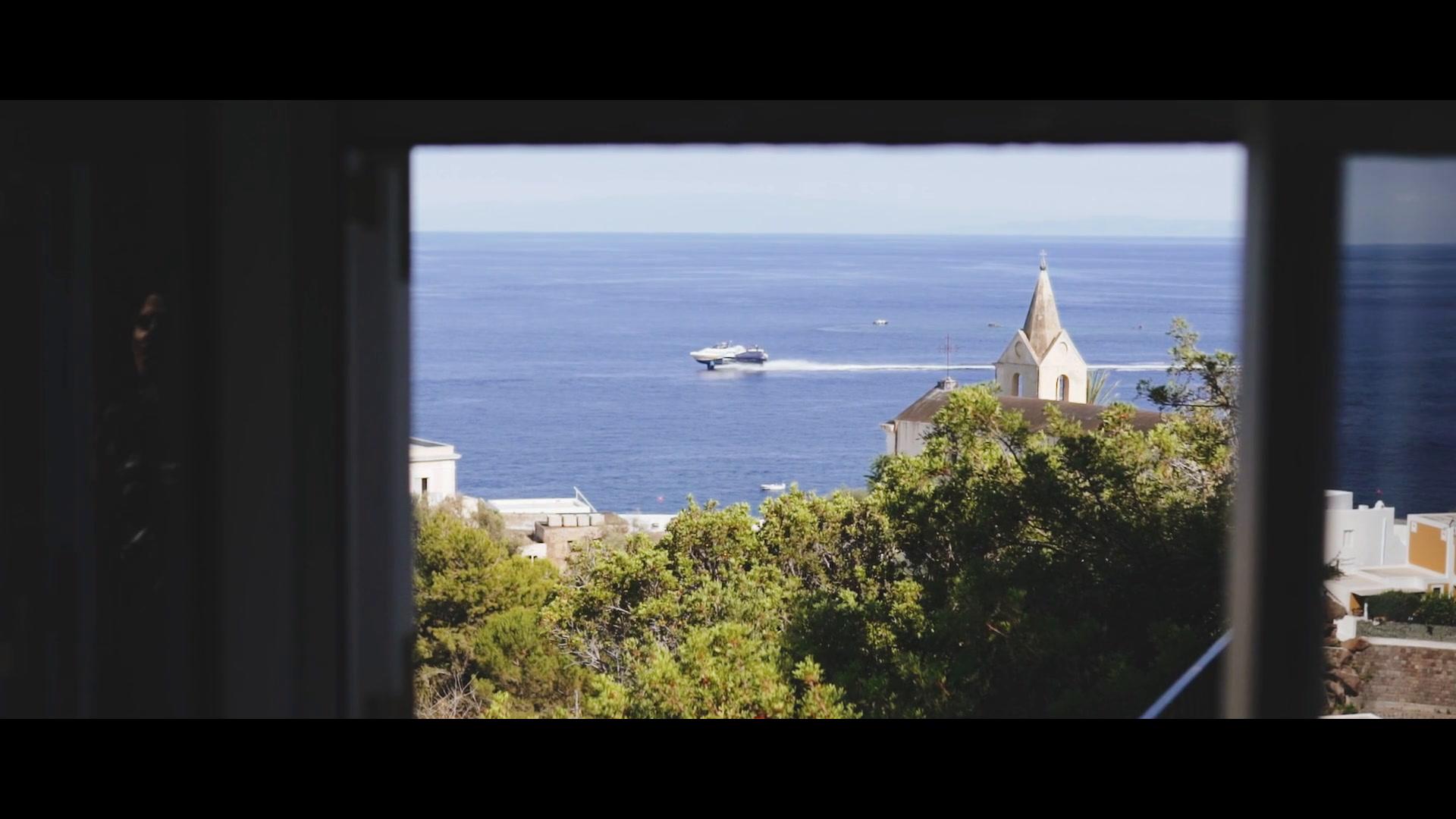 Marco + Alberta | Panarea, Italy | hotel Raja