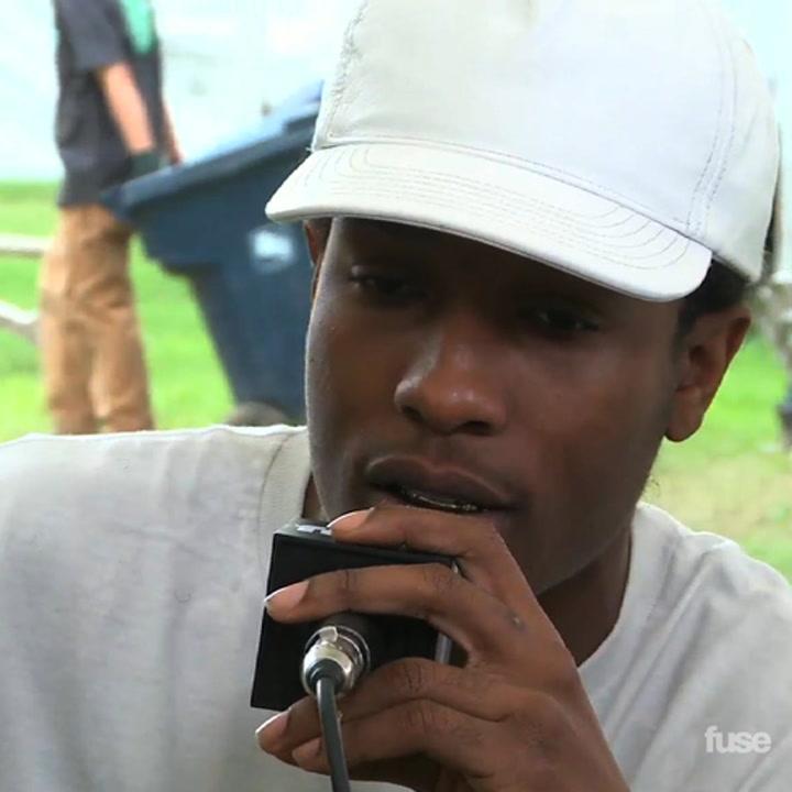 A$AP Mob at Bonnaroo 2013