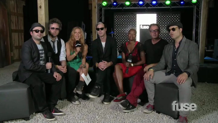 Festivals: Bonnaroo: Fitz and the Tantrums Interview