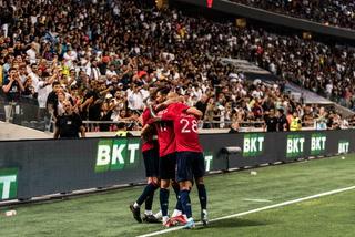 ¡Mísil al ángulo! El golazo impresionante de Xeka con el que Lille venció al PSG
