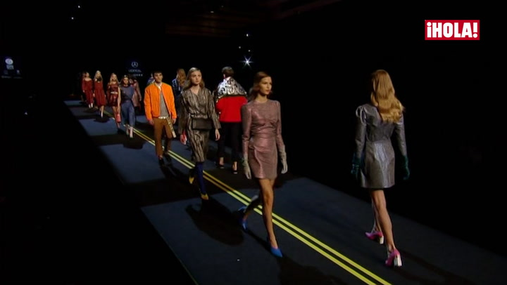 Fashion Week Madrid otoño-invierno 2017-2018: Moisés Nieto