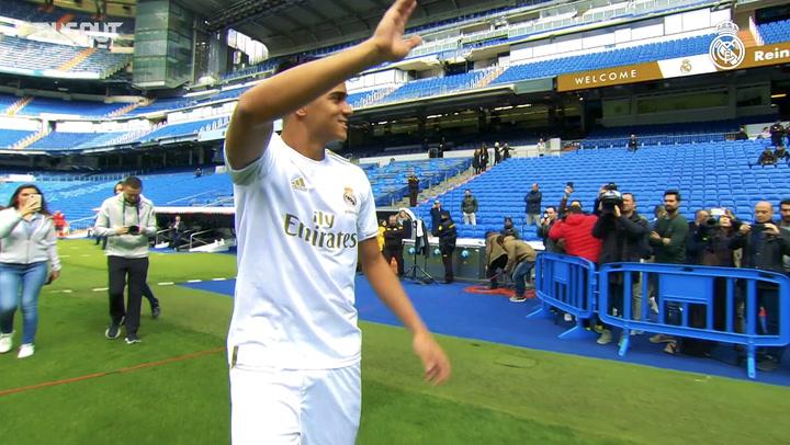 Real Madrid's Three Brazilian Hot Prospects