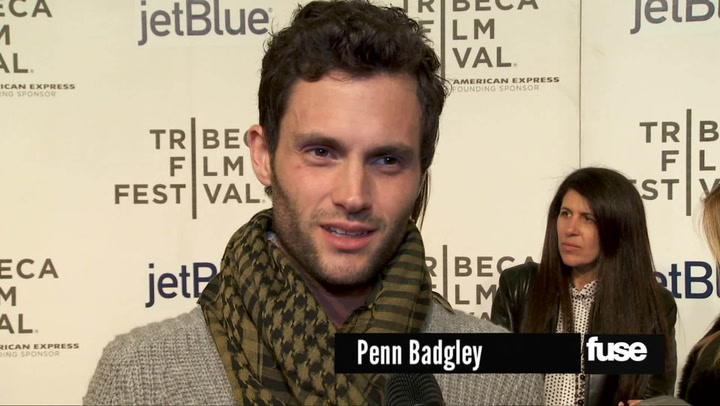 "Interviews:'Gossip Girl' Star Penn Badgley Says Playing Jeff Buckley in New Film Is Like ""Chasing a Ghost"""
