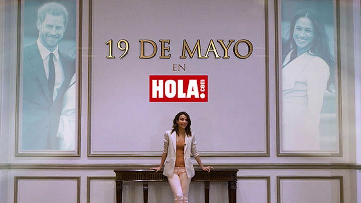 Así será el programa especial de HOLA! en el que podrás ver en directo la boda real