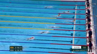 Mujeres imponen récords en natación en Tokio