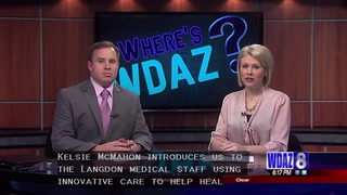 Where's WDAZ? - Langdon medical staff innovating in rural health care