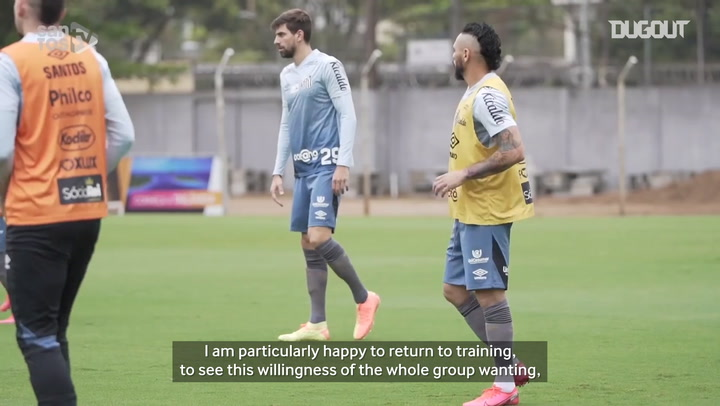 "Luiz Felipe about Paulista: ""six finals to get the title"""