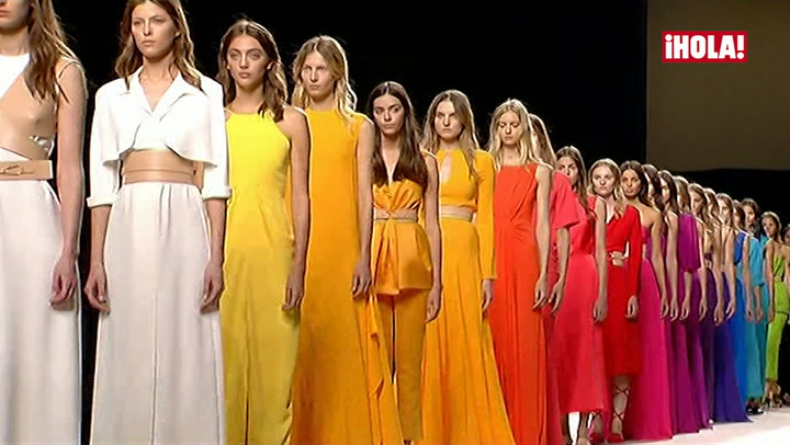 Fashion Week Madrid primavera-verano 2016: Juanjo Oliva