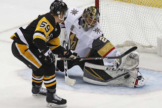 Golden Edge: Knights Lose To Penguins