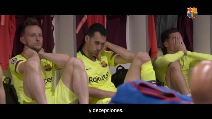 'Matchday', la nueva serie documental que muestra al Barça desde dentro