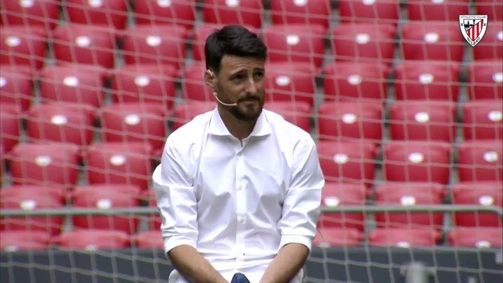"""Aduriz: """"Dejo el Athletic en buenas manos"""""""