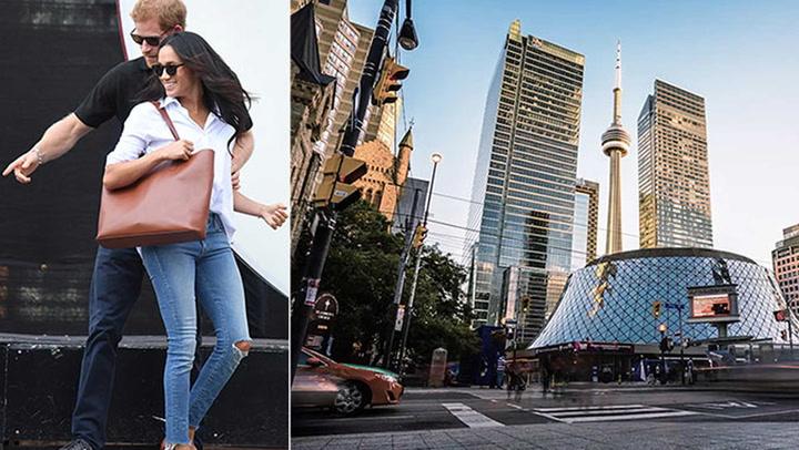 Recorremos el Toronto de Meghan Markle