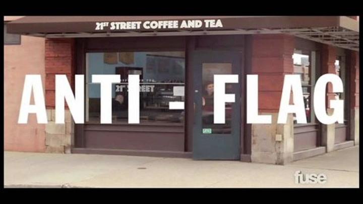Anti Flag New Music Video