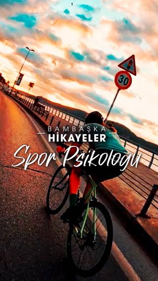 Bambaşka Hikayeler- Spor Psikoloğu Beren