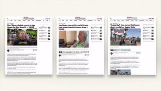 Reviewjournal.com redesign