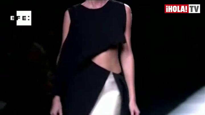 Fashion Week primavera-verano 2014: AA de Amaya Arzuaga