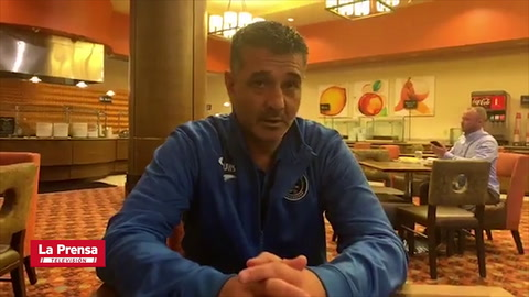 Motagua vrs Atlanta United: Diego Vázquez analiza el partido