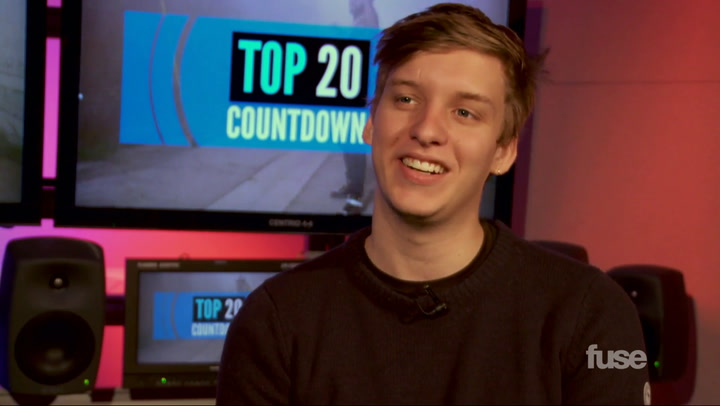 Shows: Top 20 Countdown: George Ezra Webclip 1