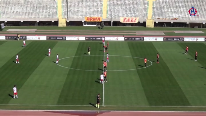 Hazırlık maçı: Göztepe 5-4 Altınordu