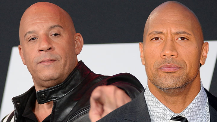 Vin Diesel Addresses Beef With The Rock