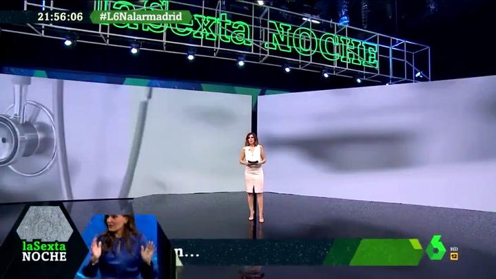 Un micrófono abierto le juega una mala pasada a Iñaki López, presentador de 'LaSexta Noche'