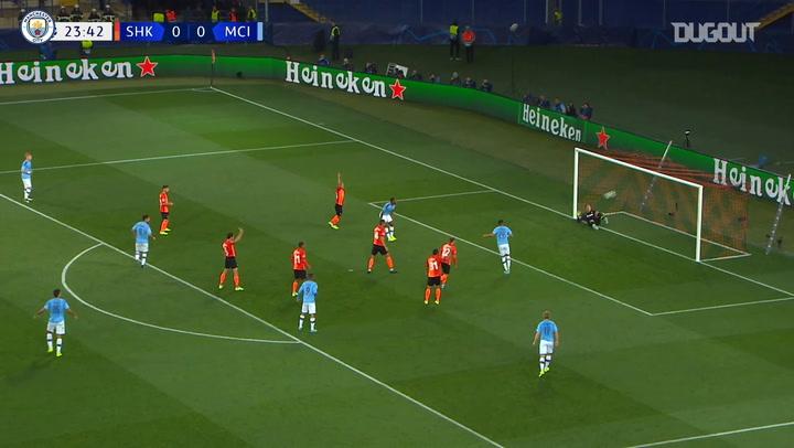 Manchester City'nin 2019-20 Şampiyonlar Ligi'nde Attığı Tüm Goller