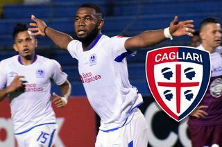 Cagliari de Italia estaría dispuesto a llevarse al hondureño Jorge Benguché según prensa de Cerdeña