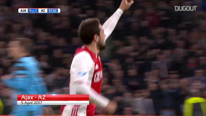 Amin Younes' best Ajax goals