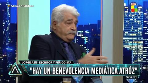 Asís: A Macri se le hace el periodismo y la política de Yrigoyen
