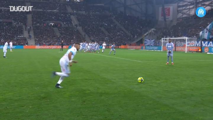 Valère Germain's goals vs Monaco