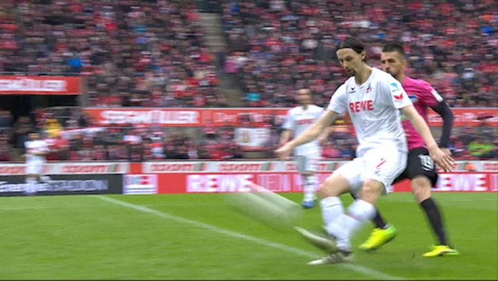 1. FC Köln - Hertha BSC 1. - 45. (2016-2017)