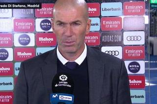 Zidane estalla por primera vez contra el arbitraje: