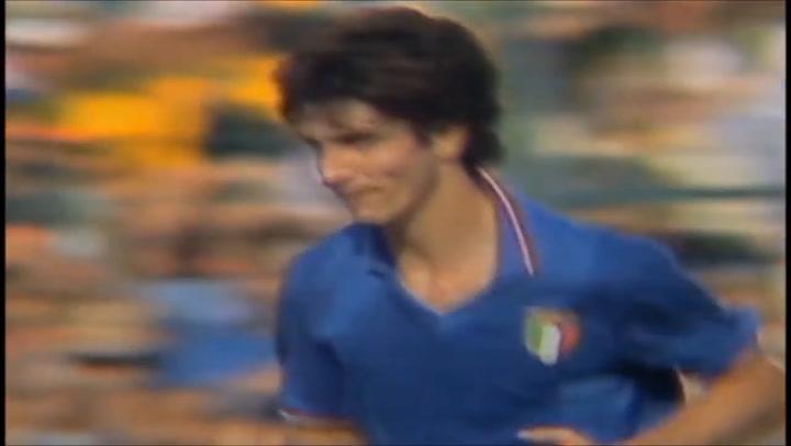 Muere Paolo Rossi, héroe del Mundial del 82