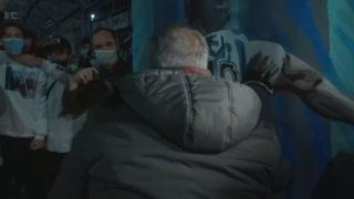 Nápoles llora incrédula la muerte de Maradona, el