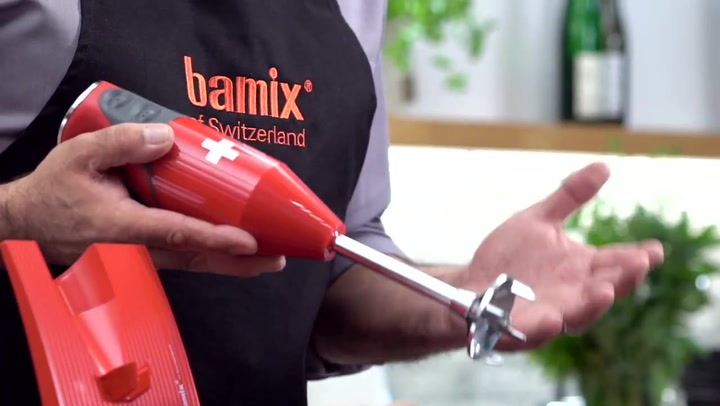 Preview image of Bamix Swissline 200W Hand Blender video