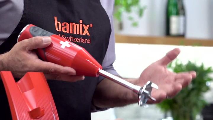 Preview image of Bamix Swissline 200W Hand Blender video