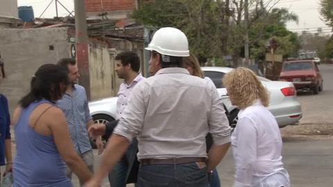 Lifschitz: La provincia encaró un plan integral para resolver los problemas de los barrios en Rosario