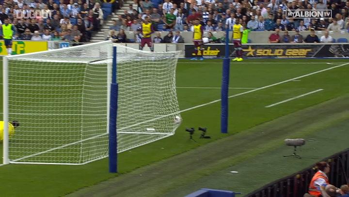 The best of Leandro Trossard's debut Brighton season