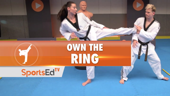 OWNING THE RING