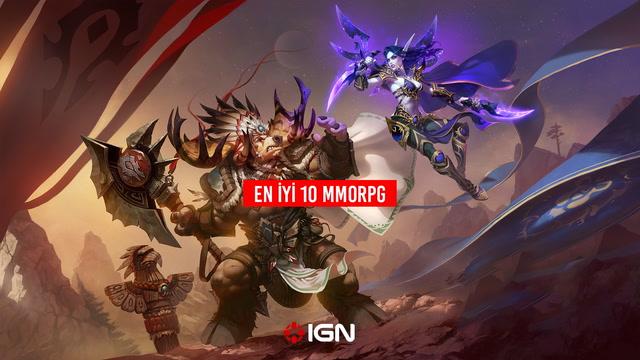 IGN -  En İyi 10 MMORPG