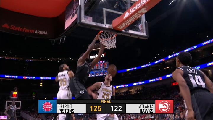 Resumen de la jornada de la NBA del 23 de febrero de 2019