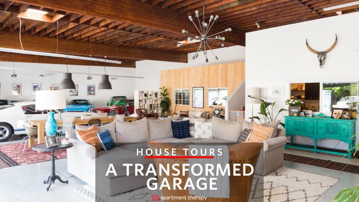 A Transformed Garage In LA