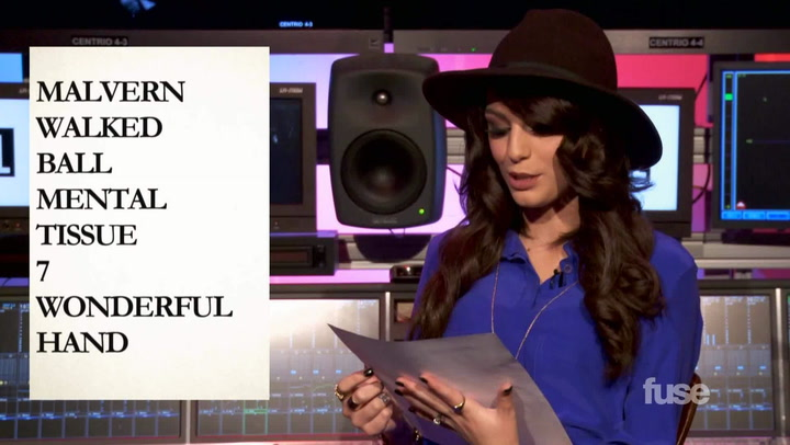 Interviews: Cher Lloyd Shouts Out Lil Wayne, Wankers During Hilarious Mad Libs