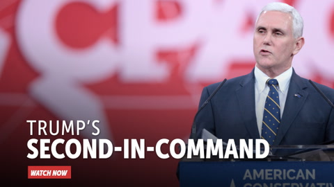 Trump's Second-in-Command