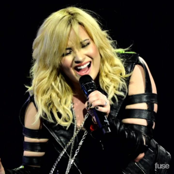"Demi Lovato ""Made in the USA"" Music Video Sneak Peek"